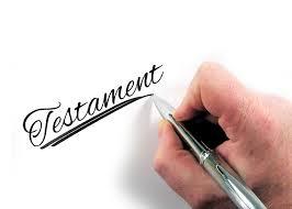 Testament-zaveštajno nasleđivanje