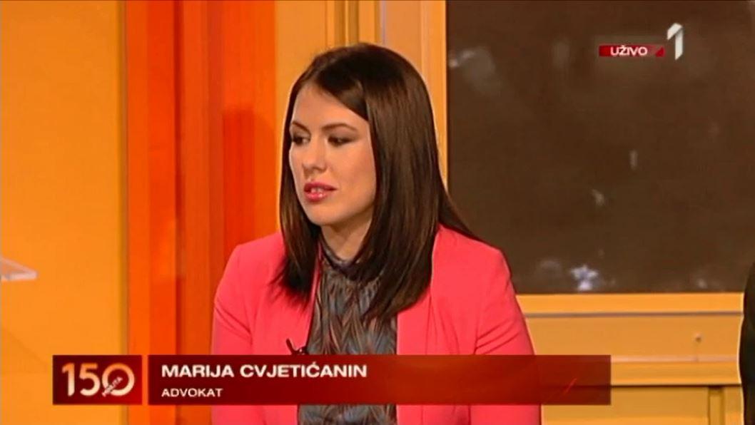 Marija Cvjetićanin na TV PRVA o nadoknadi štete u slučajevima napada pasa lutalica i vlasničkih pasa