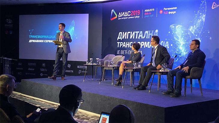 Fotografije sa nedavno održane regionalne konferencije Registra internet domena Srbije