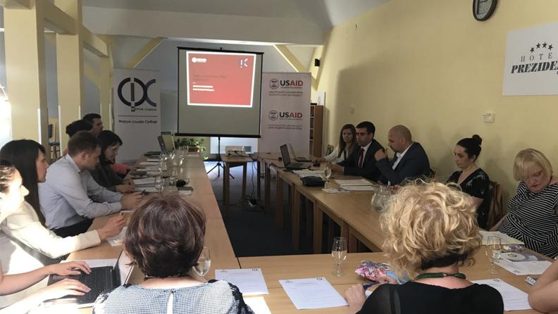 """Na Paliću održan dvodnevni sastanak radne grupe u okviru projekta """"Analiza sporova male vrednosti""""."""