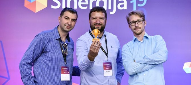 "AVS SOLUTONS was awarded with First place of Microsoft ""SINERGIJA 2019"" IT Challenge"