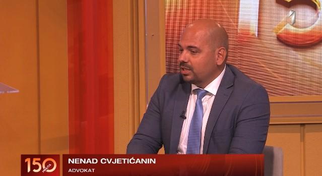 Advokat Nenad Cvjetićanin na TV Prva o saobraćajnom prekršaju koji je izazvao veliku pažnju u javnosti