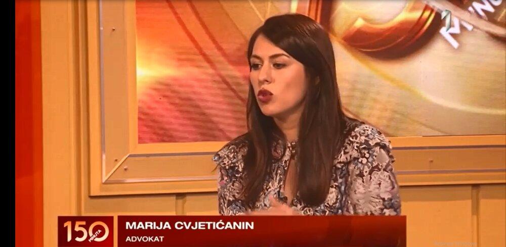 Advokat Marija Cvjetićanin na TV Prva o poreskom tretmanu zaostavštine
