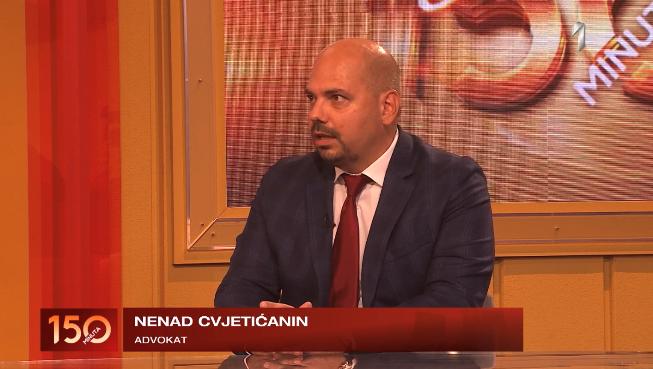 Advokat Nenad Cvjetićanin na TV Prva o saobraćajnim prekršajima