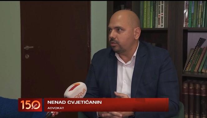 Advokat Nenad Cvjetićanin za TV Prva o povredi autorskih prava izazvanih pojavom piratskog snimka filma Toma